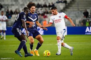 L'album photo du match entre les Girondins de Bordeaux et l'Olympique Lyonnais.