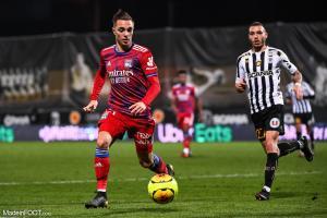L'album photo du match entre le SCO Angers et l'Olympique Lyonnais.
