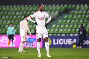 Moussa Dembélé est titulaire pour OL Brest