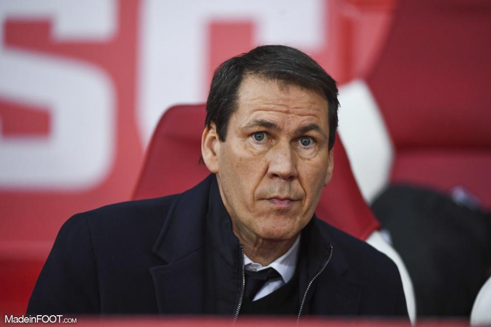 Garcia évoque la victoire sur Angers
