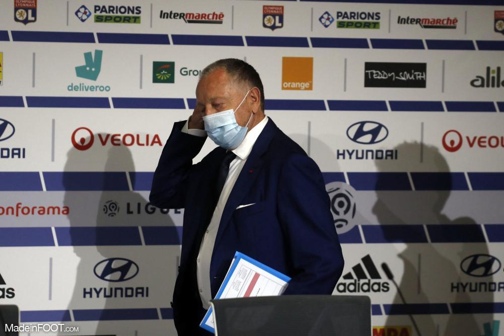 Jean-Michel Aulas a introduit l'OL en bourse, en 2007.