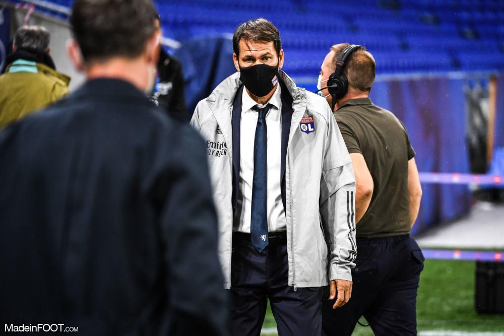 Rudi Garcia est frustré par la domination parisienne en France