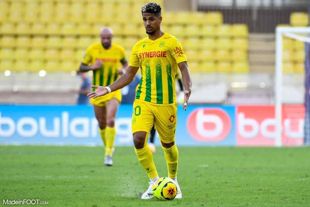 Nantes joue mieux sans pression selon Ludovic Blas