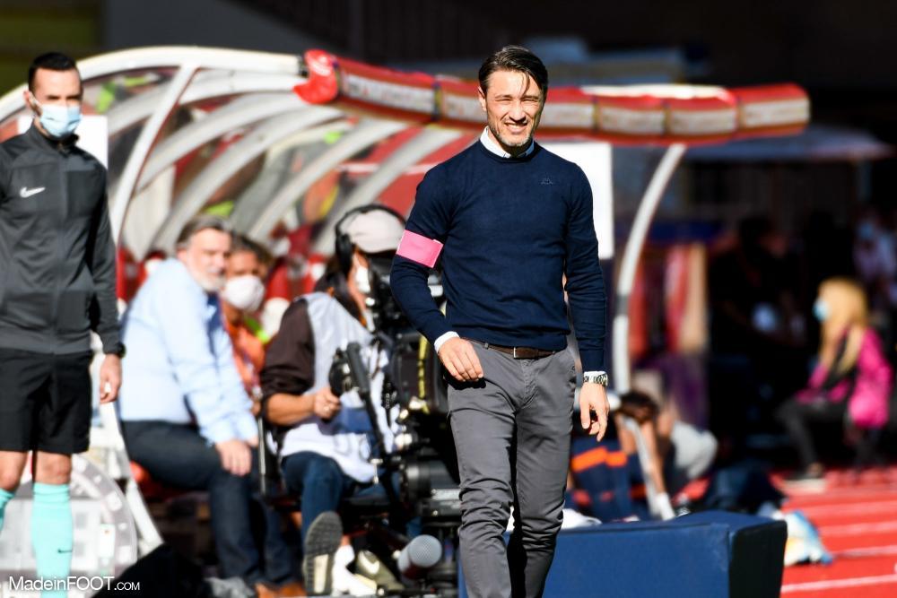 Niko Kovac, l'entraîneur de l'AS Monaco.