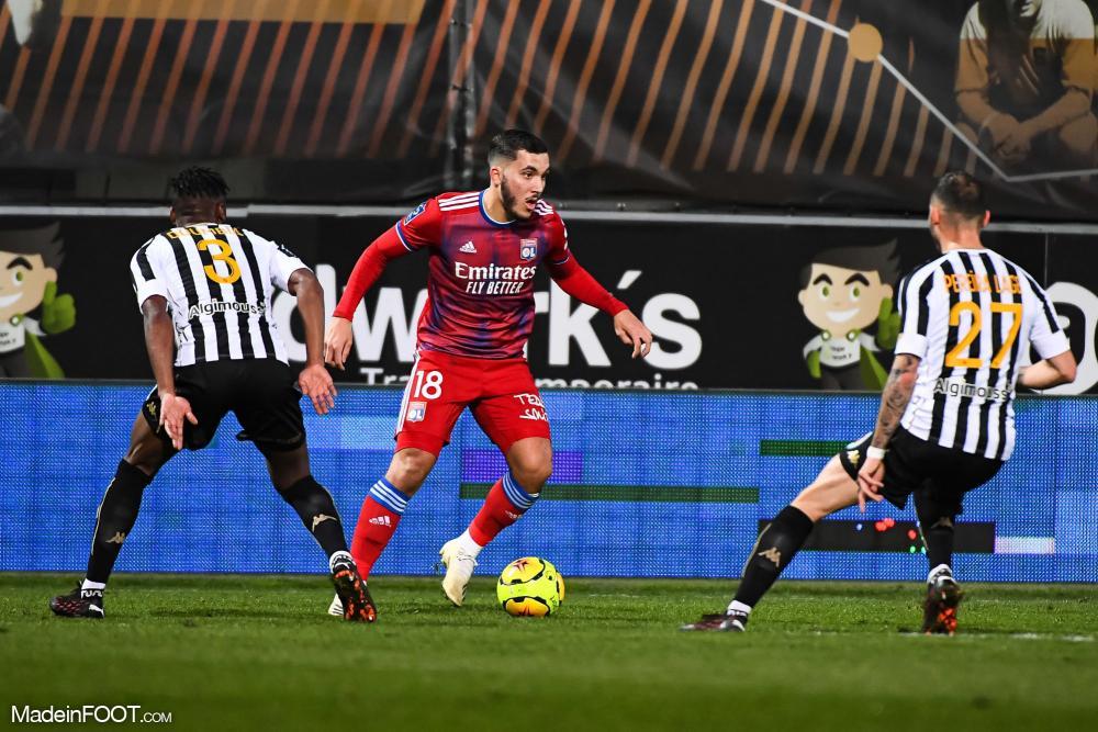L'Olympique Lyonnais s'est imposé face au SCO Angers (0-1), ce dimanche après-midi en Ligue 1.