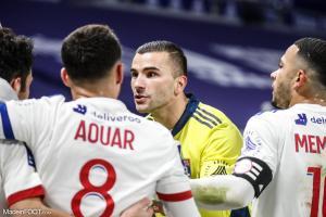 Anthony Lopes évoque sa bourde face à Monaco
