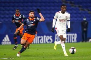 Pour sa première saison en Ligue 1, Tino Kadewere totalise 10 buts et 3 passes décisives en 28 matchs