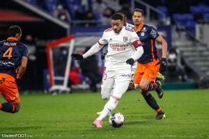 L'album photo du match entre l'Olympique Lyonnais et le Montpellier Hérault Sport Club.