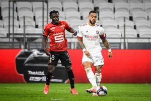 L'album photo du match entre l'Olympique Lyonnais et le Stade Rennais FC.