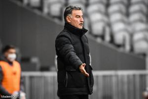 Galtier à Lille, c'est 142 matchs, 71 victoires, 28 nuls et 43 défaites