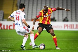 L'album photo du match entre le RC Lens et l'Olympique Lyonnais.