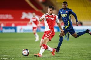 Twitter s'amuse devant Monaco-Lyon