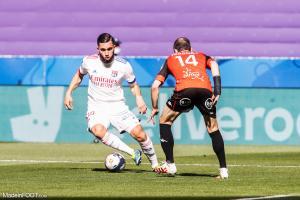 L'album photo du match entre l'Olympique Lyonnais et le FC Lorient.