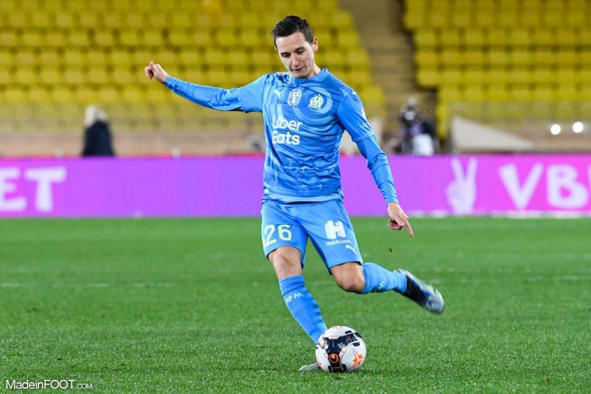 Florian Thauvin contre Monaco
