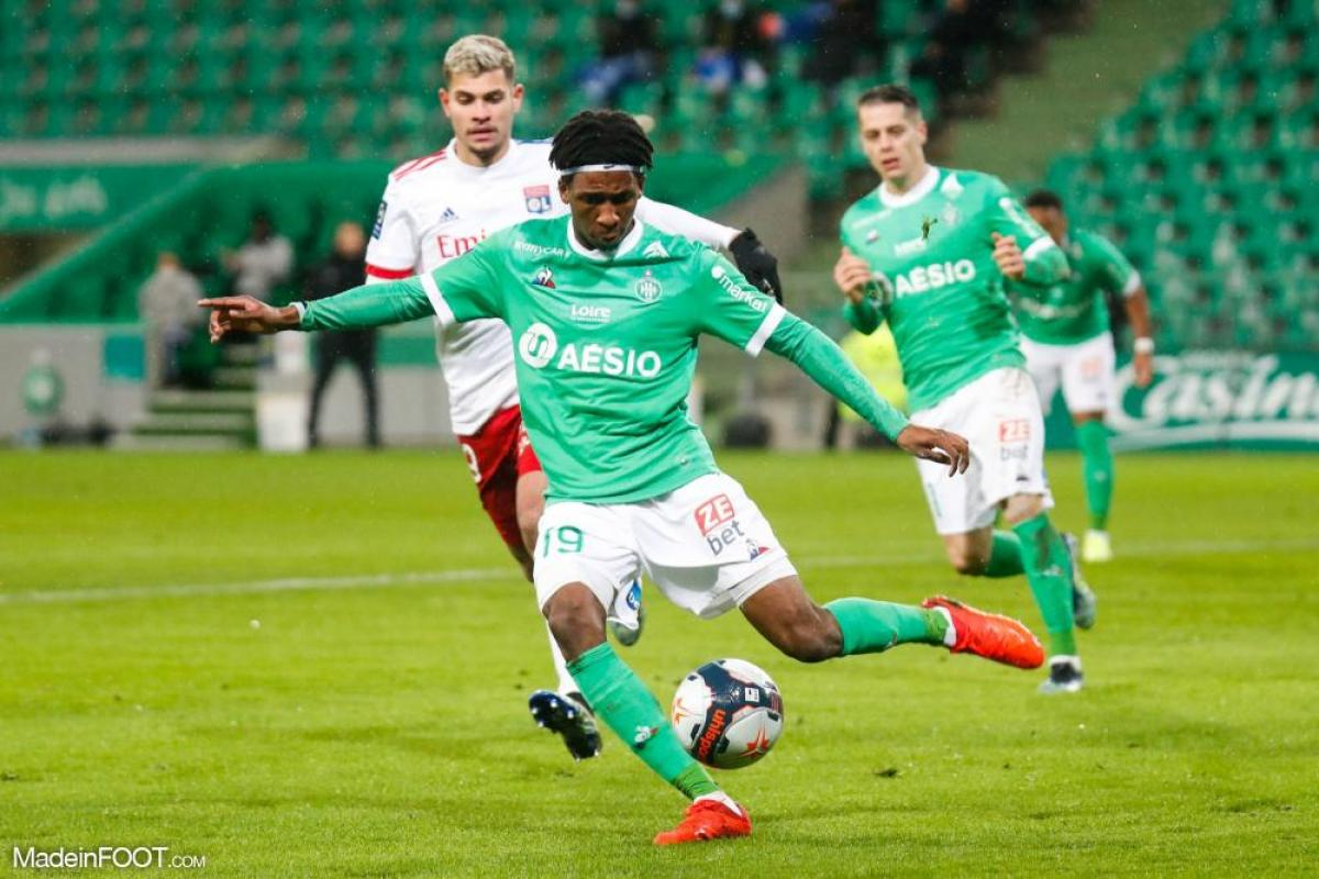 L'AS Saint-Étienne espère se relancer contre l'OL