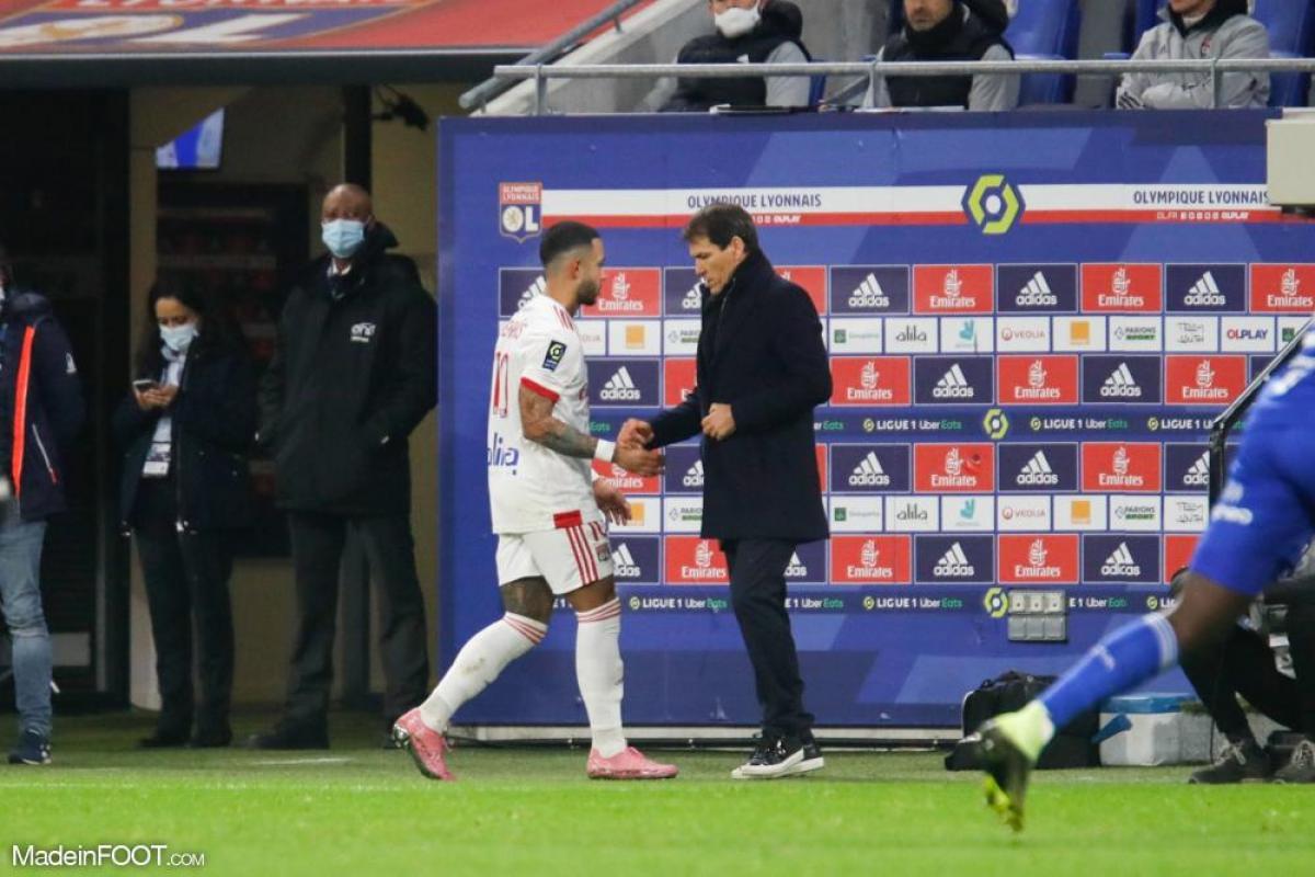 L'OL est actuellement 3e de Ligue 1, à 3 points de Lille et du Paris Saint-Germain