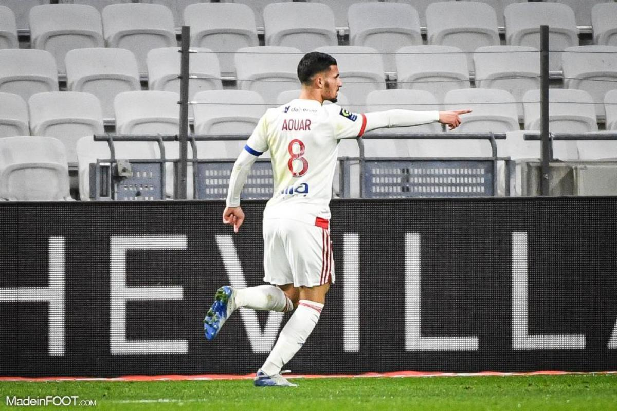 Lyon vient à bout de Rennes