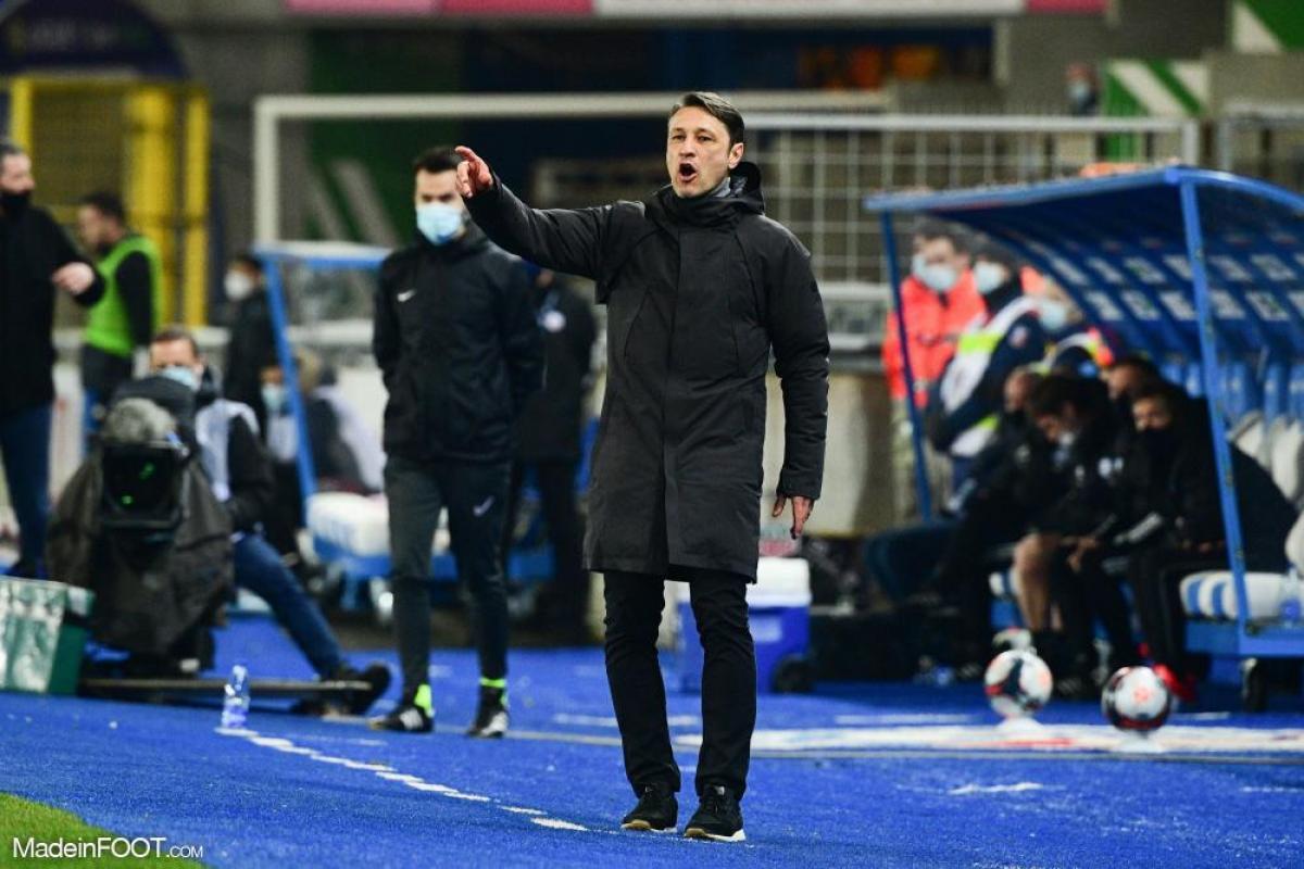 Niko Kovac entraîne l'AS Monaco depuis juillet 2020