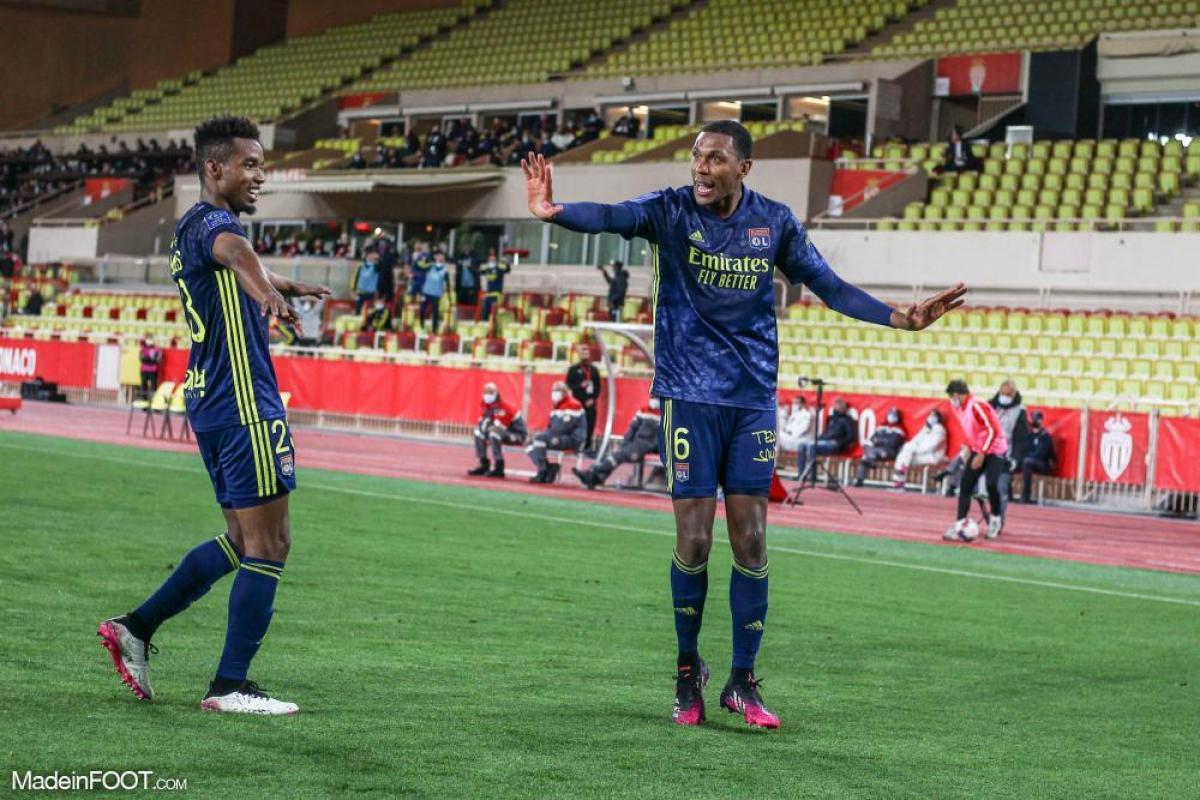 À Monaco, en mai, Marcelo inscrivait son dernier but sous les couleurs lyonnaises