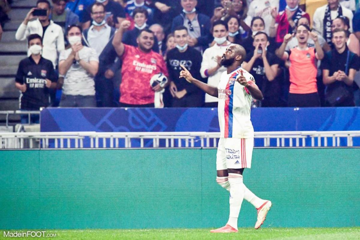 Moussa Dembélé forfait plusieurs semaines