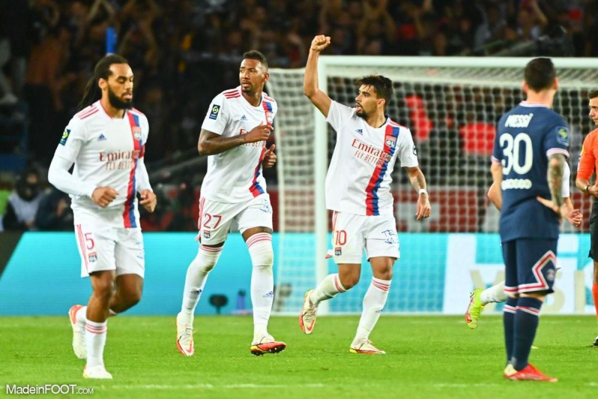 Selon le CIES, l'OL devrait terminer la Ligue 1 édition 2021-2022 à la troisième place.