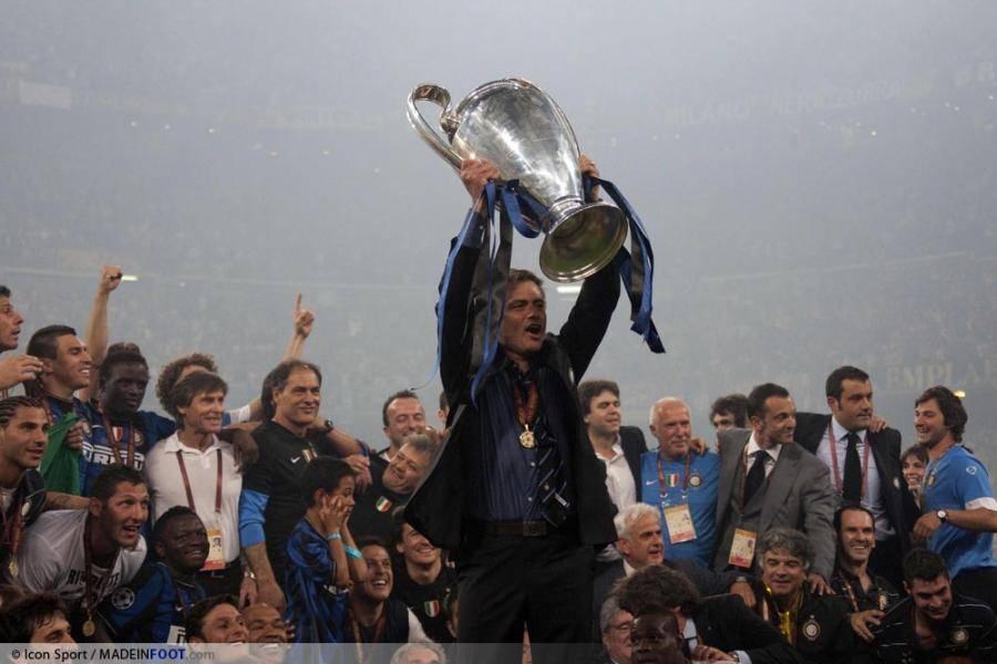 Mourinho voit l'OL bien placé