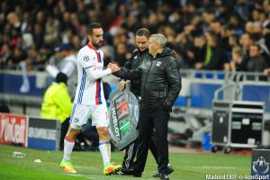 Sergi Darder et l'OL se sont inclinés face à l'OM (2-1 a.p.), hier soir en CDF.
