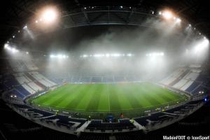 Le Groupama Stadium sera vide ce soir.