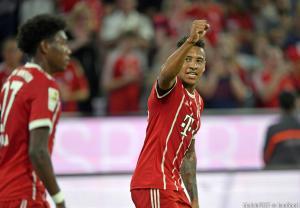 Corentin Tolisso sous les couleurs du Bayern Munich