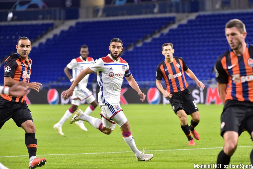 Nabil Fekir doit rester concentré