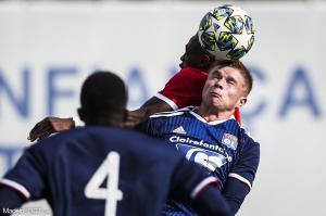 Melvin Bard souhaite quitter son club formateur, l'Olympique Lyonnais.