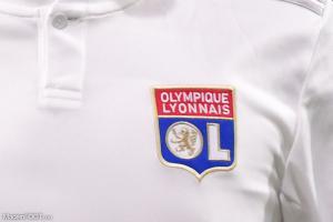 L'écusson de l'Olympique Lyonnais