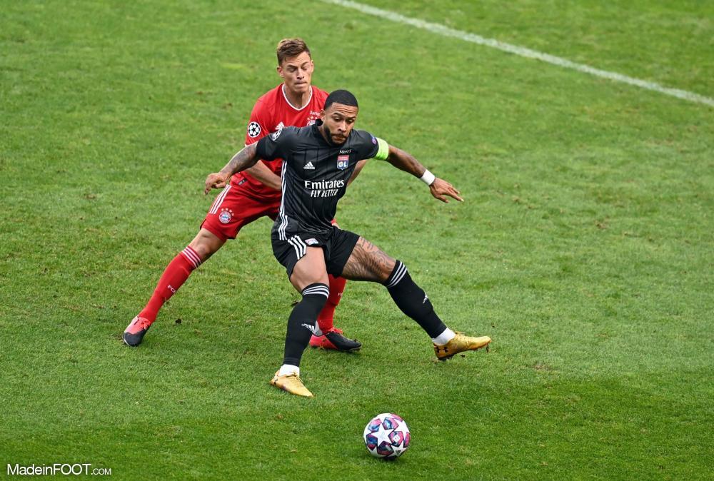 Lyon face au Bayern