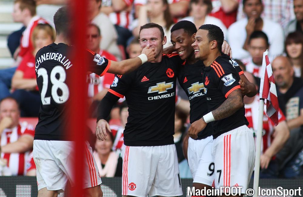 Anthony Martial (Manchester United) va rapporter gros à son ancienne formation de l'OL.